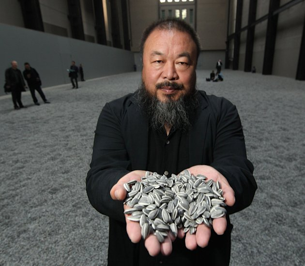 Artist Ai Weiwei