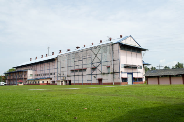 The historic Malim Nawar power station