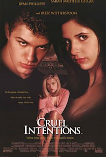 Poster of Cruel Intentions