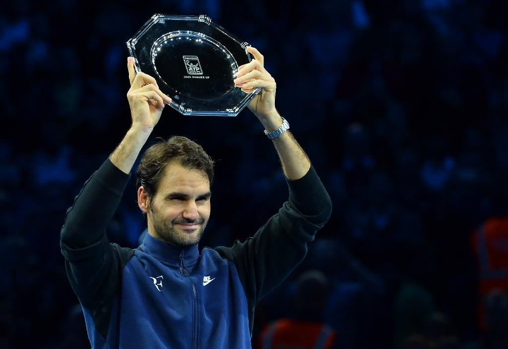 Federer to Djokovic: this year's pace will be hard to keep up