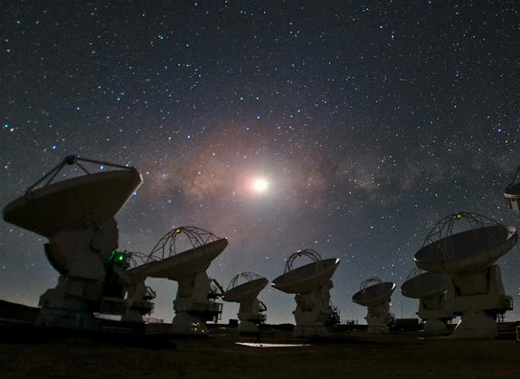 World's Largest Ground-Based Telescope Array Opens in Chile Soon