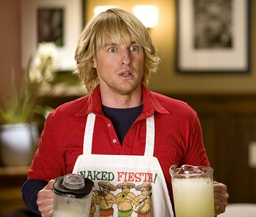 Owen Wilson in Universal Pictures' You, Me and Dupree