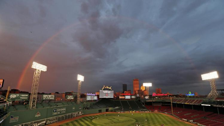 Boston, St. Louis archbishops make baseball bet