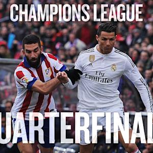 Ranking the Champions League's top QF matchups