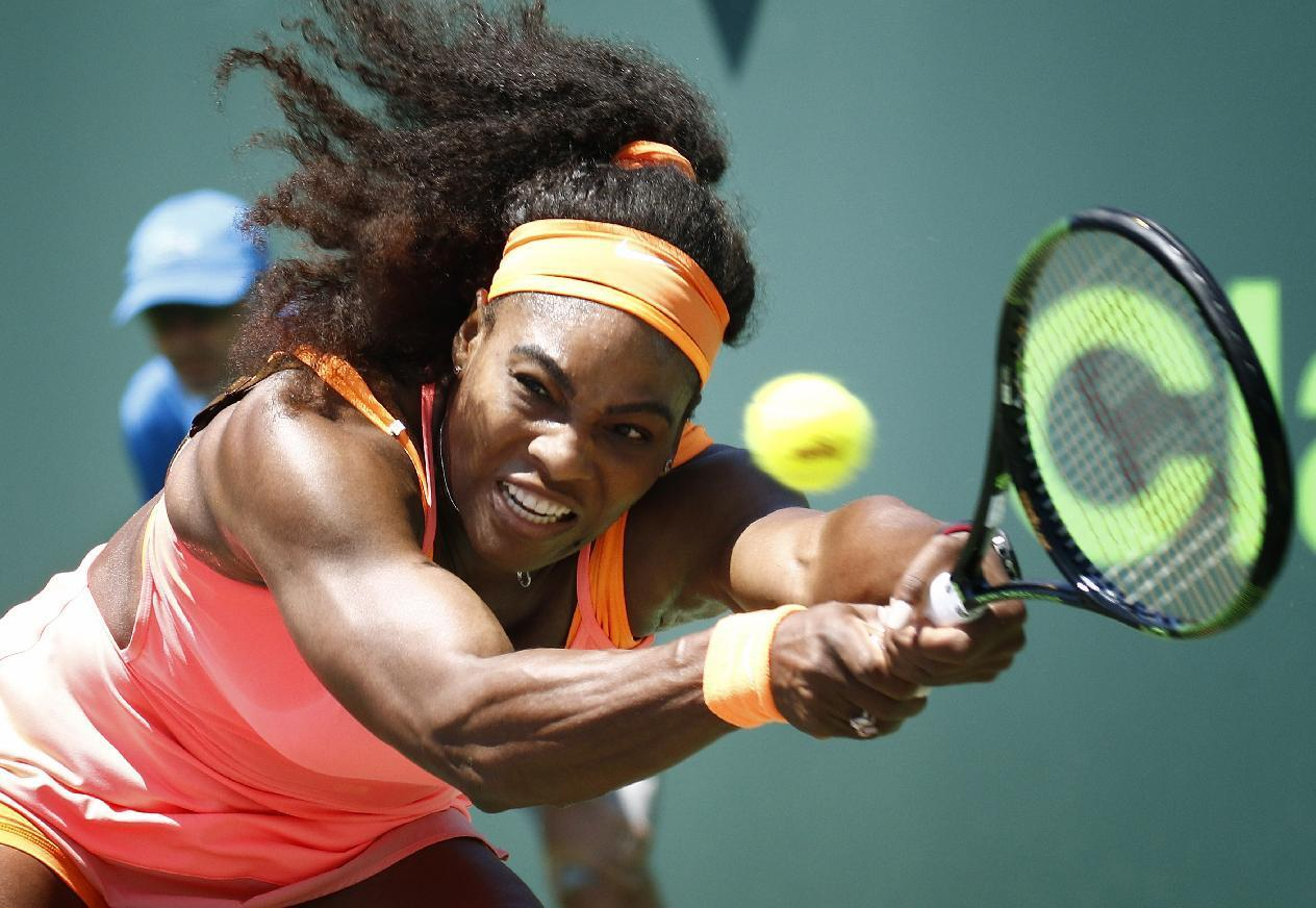 Serena Williams begins her clay season at Italy in Fed Cup