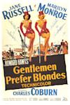 Poster of Gentlemen Prefer Blondes
