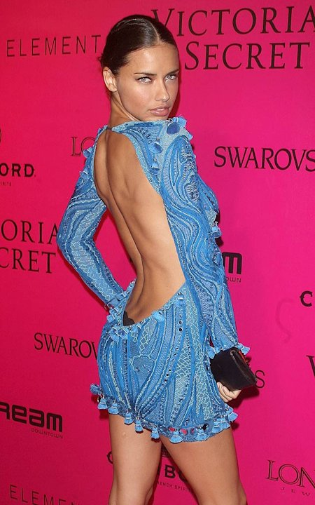 Adriana Lima VS Fashion Show After Party