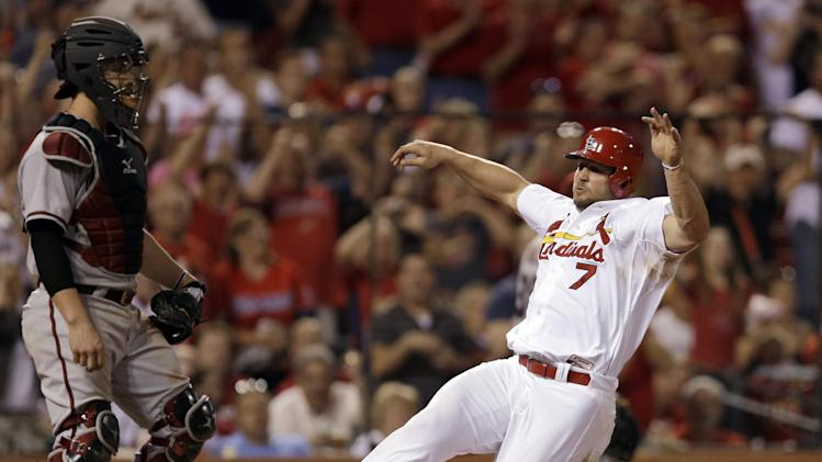 Cardinals sweep Diamondbacks with 4-2 win