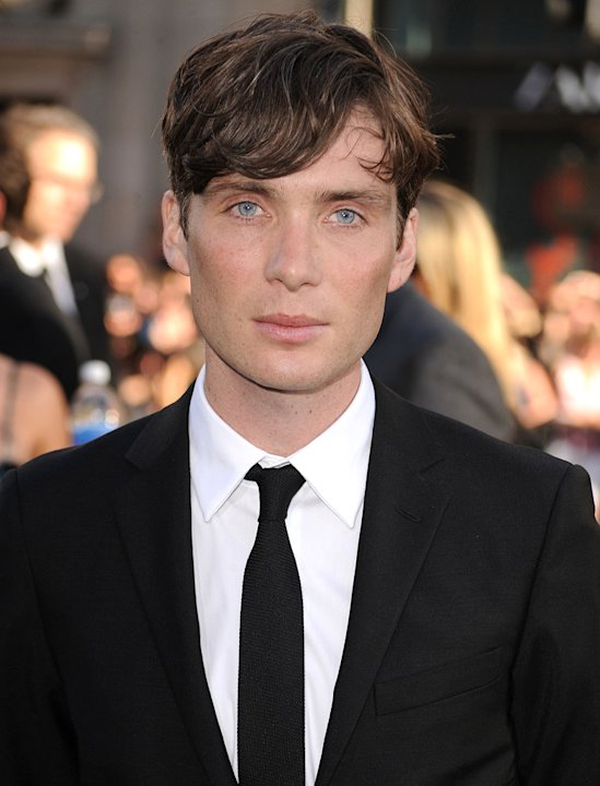 Inception LA premiere 2010 Cillian Murphy