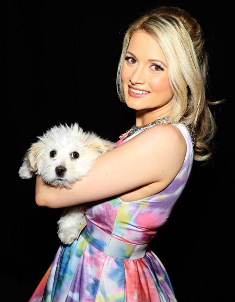 "Holly Madison on Baby Rainbow Aurora: ""She Really Is the Perfect Baby"""