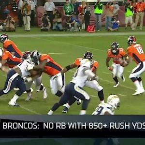 How will the Denver Broncos alter offense in 2015?