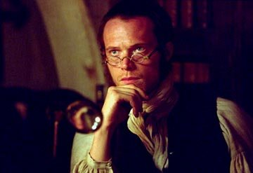 Paul Bettany as doctor Stephen Maturin in 20th Century Fox's Master and Commander: The Far Side of The World