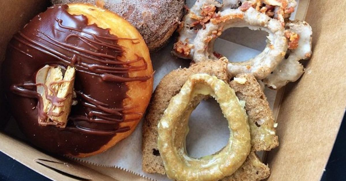 15 Donut Shops That Are Far From Normal