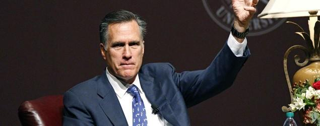Romney's presidential decision looms