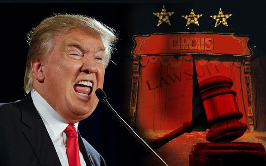 How Trump could turn the presidency into a 'litigation circus'