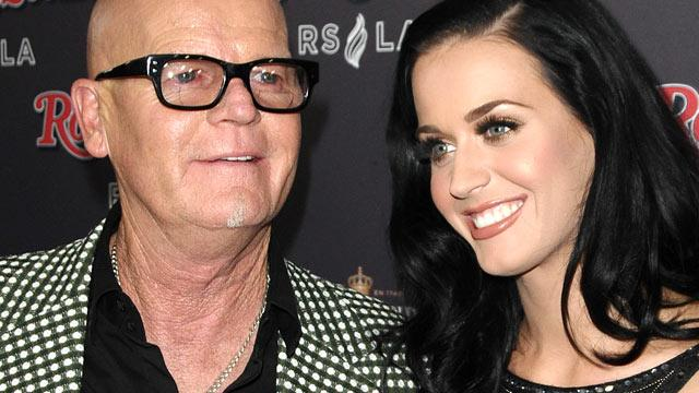 Katy Perry's Dad Apologizes for Anti-Semitic Comments