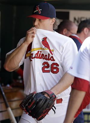 Cardinals activate Motte from 15-day DL