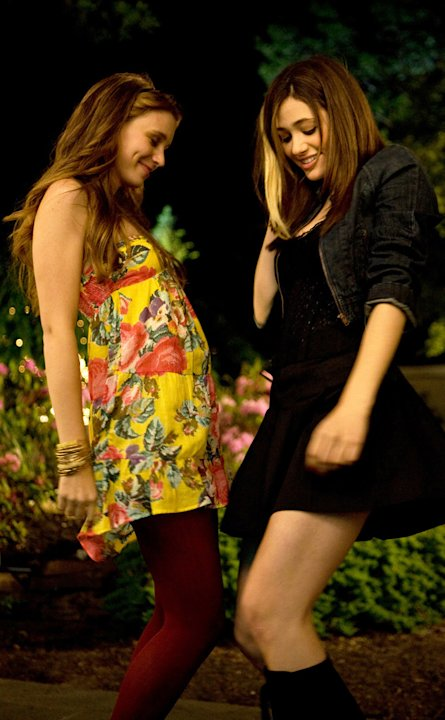 Dare Production Photos 2009 Image Entertainment Rooney Mara Emmy Rossum