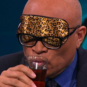 Larry Wilmore Drinks 'Poop Water'