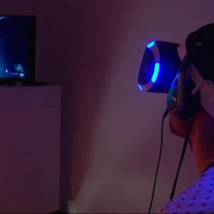 Virtual Reality Headsets Dominate Gaming Conference