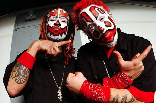 Juggalos and Juggalettes