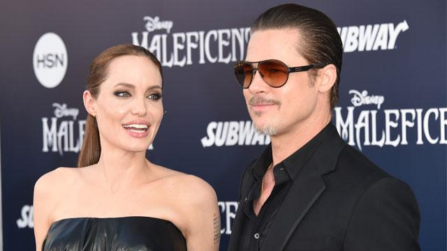 Angelina Jolie Says Marriage to Brad Pitt 'Can Be Hard Work'