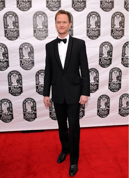Neil Patrick Harris attends the 42nd Annual Academy of Magical Arts Awards at Avalon on April 11, 2010 in Hollywood, California.
