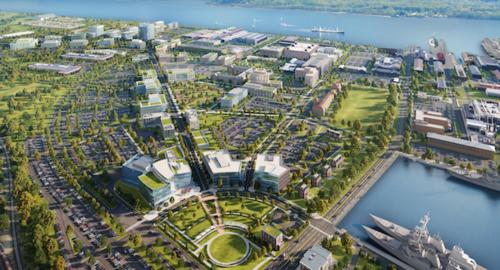 Navy Yard is Booming, so When Can People Live There?