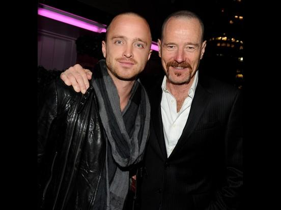 "Walter White & Jesse Pinkman From ""Breaking Bad"""