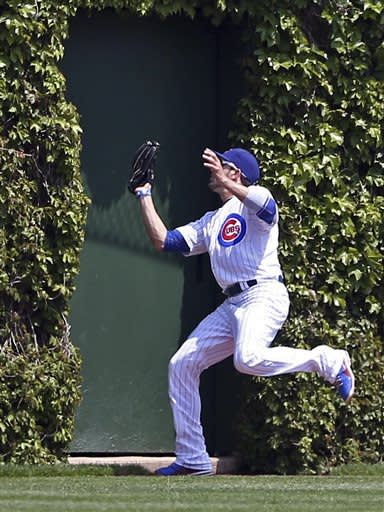 Feldman pitches Cubs to 8-2 victory over Mets