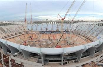 Opening of Mane Garrincha World Cup stadium delayed