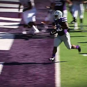 2014 Big 12 Football Highlights Week 9