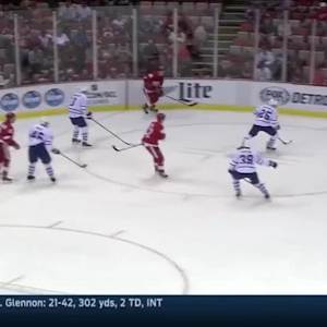 Toronto Maple Leafs at Detroit Red Wings - 09/29/2014