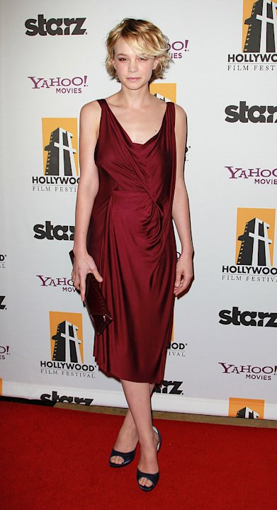2010 Hollywood Awards Carey Mulligan