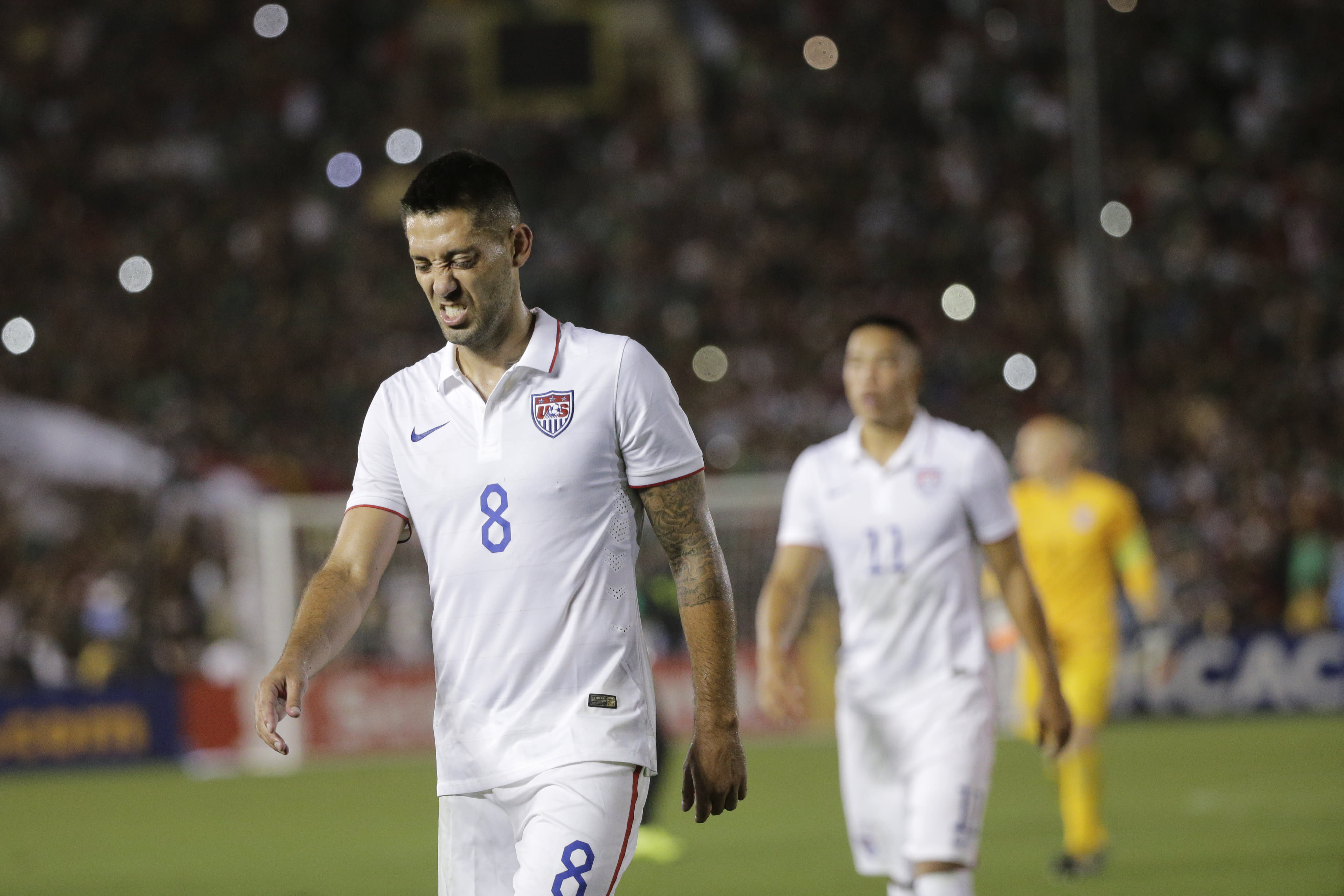 Why 2015 must go down as a failure for U.S. men's national team
