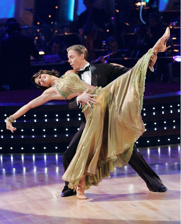 Brooke Burke and Derek Hough&nbsp;&hellip;