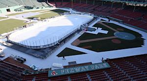 Rain could put a damper on Winter Classic