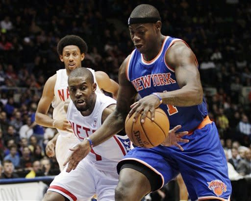 Knicks beat Nets in tuneup for season opener