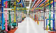 Inside Google: Pictures Of Data Centres Released