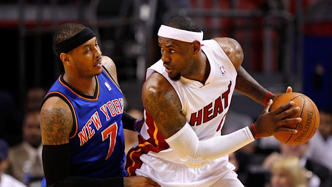 New York Knicks v Miami Heat - Game Two