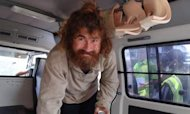 Mexican Castaway Back On Dry Land After Rescue