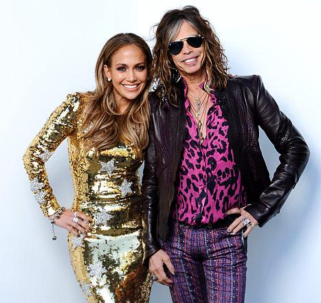 Jennifer Lopez: Steven Tyler Cemented My Decision to Leave American Idol