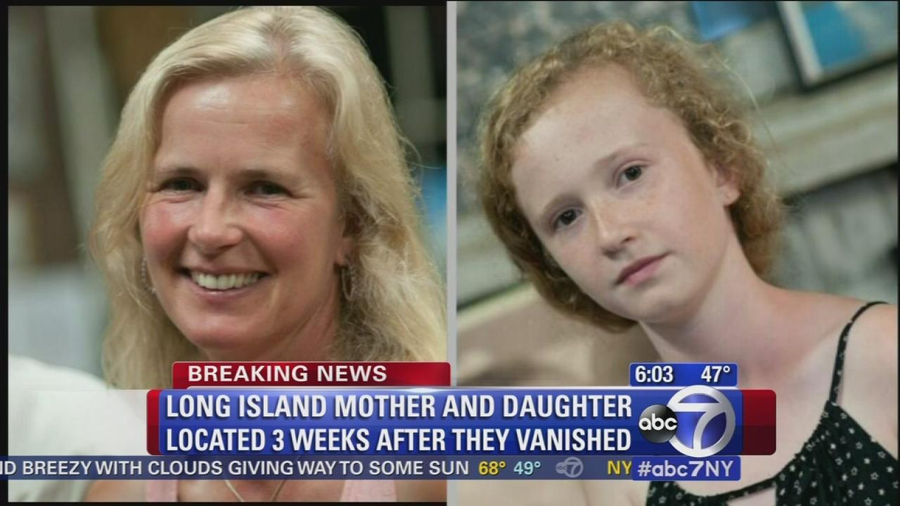 Long Island mother, daughter found safe after vanishing in Manhattan