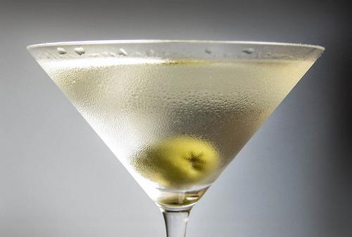 Know how to order a martini