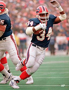 Thurman Thomas Buffalo Bills