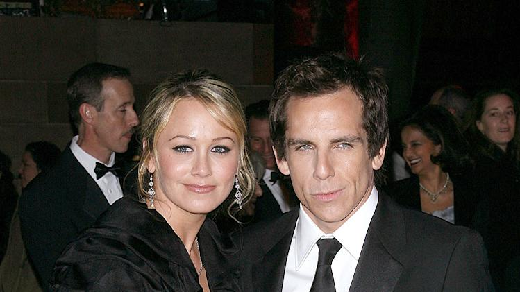 24th Annual Museum of the Moving Image's salute to Ben Stiller 2008 Christine Taylor Ben Stiller