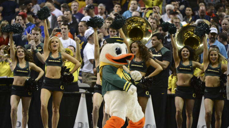 NCAA Basketball: NCAA Tournament-Oregon vs Saint Louis