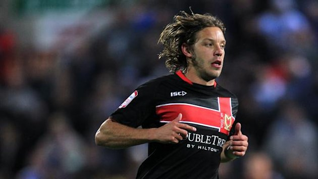 Alan Smith, MK Dons, 2012 (PA Sport)