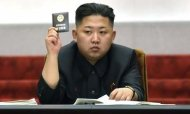 N Korea&#39;s Kim Promotes Himself To Army Chief