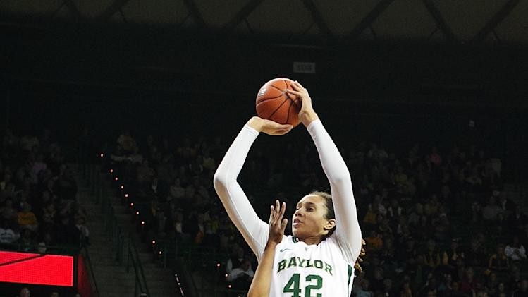 NCAA Womens Basketball: Texas Tech at Baylor